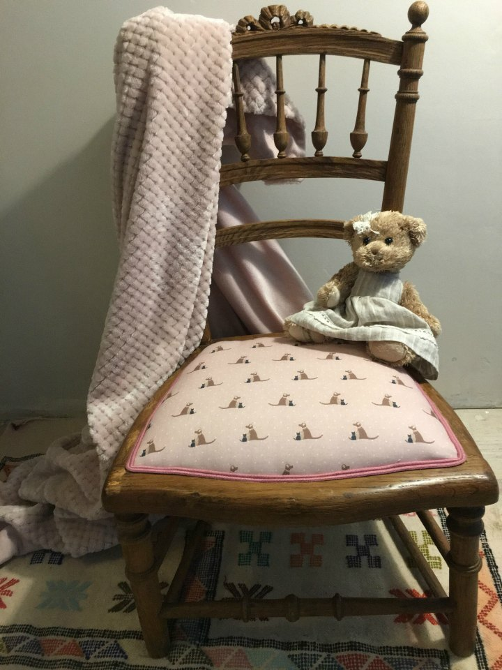 Chaise Basse Pour Enfant