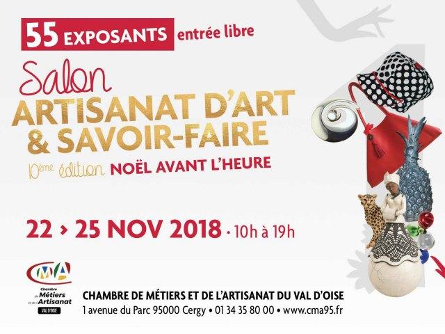 Salon d'artisanat d'art «Noël Avant l'Heure»